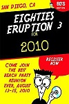 eightiesfordummies EIGHTIES ERUPTION III